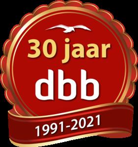 DBB jubileert! 30 jaar